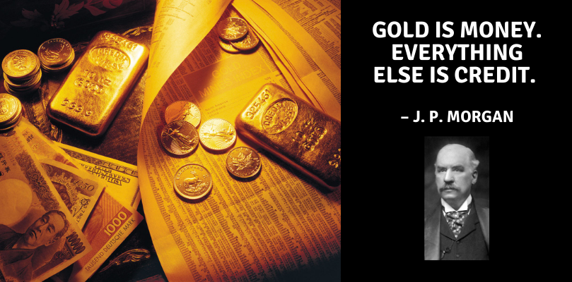Why invest in gold? Learn why here